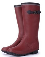 {D&T Shop} Classic A Rain Boots 201332 Waterproof Women Wellies Boots Good Quality FREE SHIPMENT