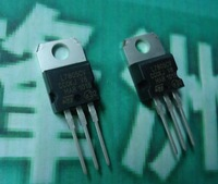 Free shipping  X50PCS   L7805CV TO-220  5V 7805