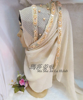 New fashion Muslim scarf / hijab / veil three color options