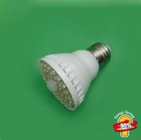 Hot Sale 2.5W LED Energy Saving Bulb Infrared InductionLamp Intelligent Lamp Umbrella Design Bulb High Power 48 LED Freeshipping