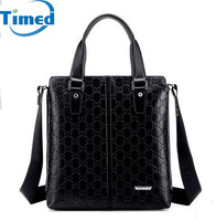 man's commercial  handbag casual leather bag