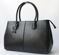 2013 women's handbag first layer of cowhide genuine leather tote bag shoulder bag LF06665a