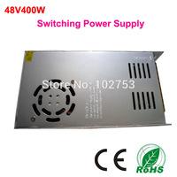 8.3A 400W switching 48v power supply 1pcs free shipping high quality led driver adapter ac 220V/110V transformer dc converter