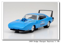 M2 4 alloy car models dodge daytona dodge charger blue