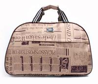 Large capacity travel bags women men fashion shoulder handbags body cross diagonal shopping bag sport duffles free shipping