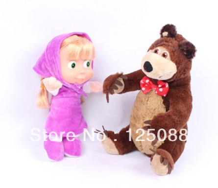 Masha and the Bear Cartoon