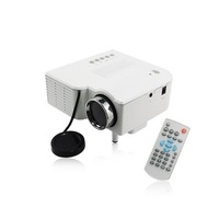 Professional trouble shooting UC28 Small Mini HDMI USB AV SD Card PC Laptop Game Portable Digital  Home Theater Projectors