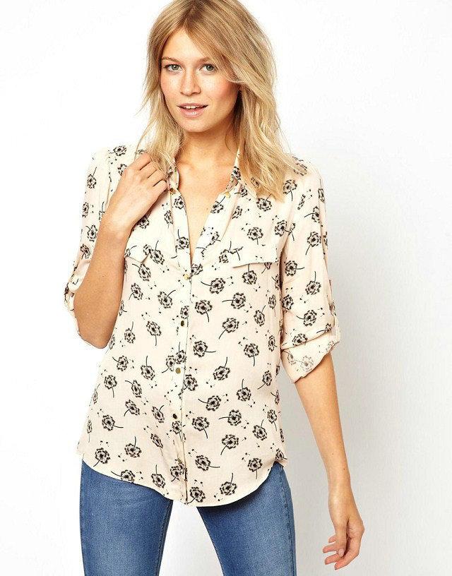 Блузка Из Ситца Доставка