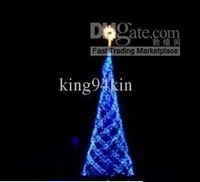 Wholesale - Custom made Curtain Lights for 10m Christmas tree,Christmas ornament light,Flash LED Colored lights