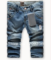 2013 New children 's jeans cotton Denim kids jeans girls pants baby trousers