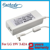 Original AC DC Adapter power supply portable charger for LG 19V 3.42A 65W 6.5*4.4mm