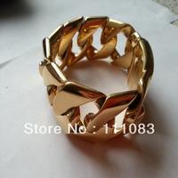 2013 new designs gold plated bracelet for men/ladies/girls