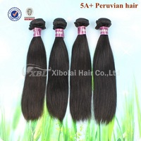 XBL 20% Off Free Shipping Virgin Human Hair Grade AAAAA+ Unprocessed Peruvian Hair