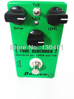 2013   hot sale  free shipping Guitar Effect Pedal Distortion And Overdrive True bypass/Guitar Pedal Vintage Overdrive