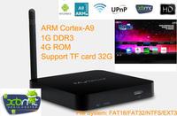 MYGICA/A11 XBMC Android 4.1 Smart TV Box Internet TV set-top box multi-screen interactive TV box Internet VOD