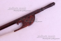 snakewood 1 pcs 4/4 Violin Bow Baroque white  horsetail Straight #8+++
