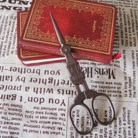 Zakka vintage scissors handmade scissors cross stitch scissors household