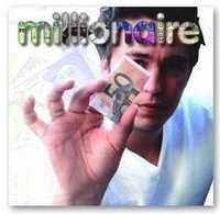 Peter Eggink - Millionaire, only magic Teach - In,no gimmick,fast delivery, magic trick free shipping