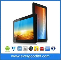 Free Shipping 10.1 inch Tablet PC Allwinner A20 Dual Core Android 4.2 Bluetooth HDMI 1GB/16GB