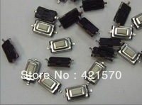 3*6*2.5 mm 3*6*2.5H SMD Button switch key switch DVD EVD Tact Switch