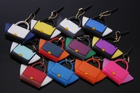 5 PC New Arrival Handbag shape Luxury Cellphone 3.5mm  Anti Dust Jack Earphone Plug Stopper Cap - 10 Colors