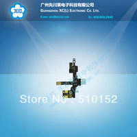 100% original Front Camera with sensor Flex Cable Ribbon for iPhone 5 5G