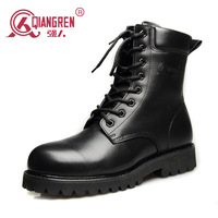 Free Shipping New 2014 Brand Shoes Men Winter boots genuine leather Fur Outdoor Martin Boots Thermal Medium-leg Boots