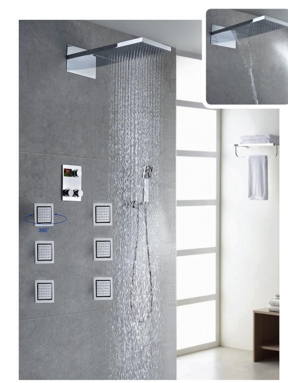 Digital shower temperature control - Popular Digital Shower Control Buy Cheap Lots