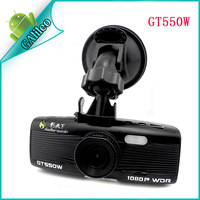 2013 New Arrival Shadow GT550W  Car DVR Camera Tiotech A8 1080P 30FPS +GPS(optional)+G-Sensor+Super Night Vision
