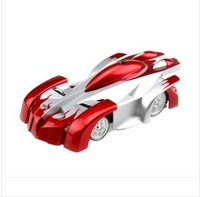 Free Shipping Children's toys / Remote Control Car / Zero Gravity RC Wall Climbing Car