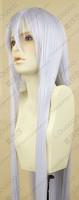 Marya hannah lihua 100cm silver cos wig