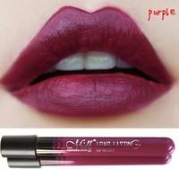 2013 New hot lipstick Makeup Satin,Matt lipstick waterproof lipstick classic diva,Fashion Color Bright Red Lipstick For Women