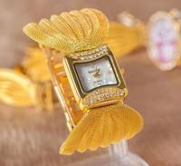 HOT Fashion bracelet watch  watches classic ladies wristwatch charm belt OL style
