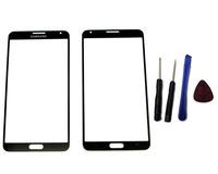 black Outer Glass Touch Screen toque de vidro pantalla tactil case For Samsung Galaxy note 3 N9000