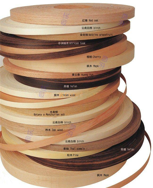 wood veneer tape