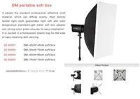 Jinbei 50*70cm Softbox with SJ-190 Aluminum Stand