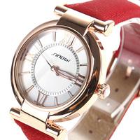 free shipping,Vintage ladies watch women's watch fashion strap ladies watch elegant women's table,Ultra-thin waterproof watch