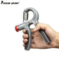 Grip adjustable professional dynamometer rubber ring handle  Wholesale