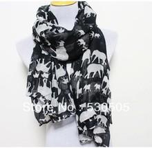 popular elephant scarf