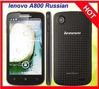 Lenovo A800 Dual Core MTK6577T cell phone with 4.5 inch Screen android 4.1 1.2GHz GPS 3G Smartphone Free shipping