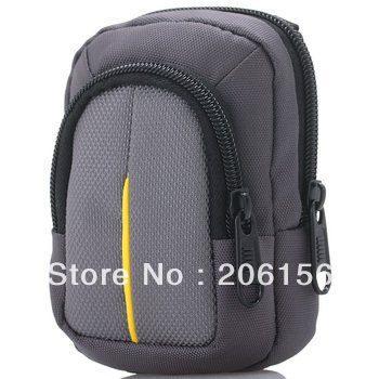 Shockproof Digital Camera Bag Case for Samsung/Sony/Canon/ Nikon/Olympus digital camera Shoulder strap(China (Mainland))