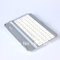 "Aluminum Bluetooth Wiresless Keyboard Cover for Samsung Galaxy Tab2 7"" P3100"