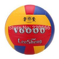 Wholesale Retail Original LISHENG V6001 Volleyball Ball Indoor Match Training Volleyball Outdoor Beach Volleyball Gift Net Bag