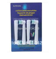 400pcs FREE SHIPPING DHL/ems/fedex oral electric toothbrush head heads eb17-4  sb-17a EB17 SB17A 100pack