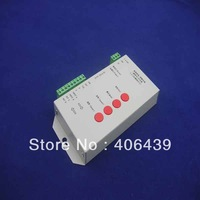 T-1000S SD Card LED Controller Pixel RGB Led Control Support DMX512 LED 5-24V T1000S
