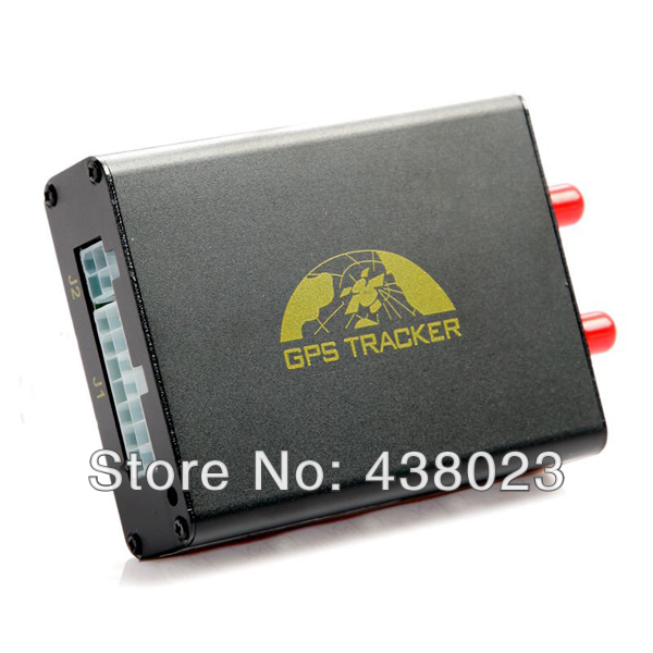 TK106A Vehicle Car Mini Global GPS Tracker GSM GPRS With Alarm SD Card Slot Anti-theft / Car Alarm System Wholesale(China (Mainland))
