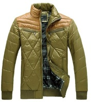 Free Shipping ,zipper,warm  jackets /mens coats winter 2013 ,High quality ! 148