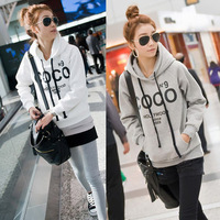 Hot Sale Womens COCO Hoodie Sweatshirt Coat Jacket Outerwear Hooded Sweater
