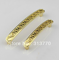 96mm Free shipping zinc alloy cabinet wardrobe drawer furniture handle