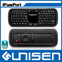 Free Shipping iPazzPort 2.4g Wireless Mini Keyboard For Xiaomibox By OEM